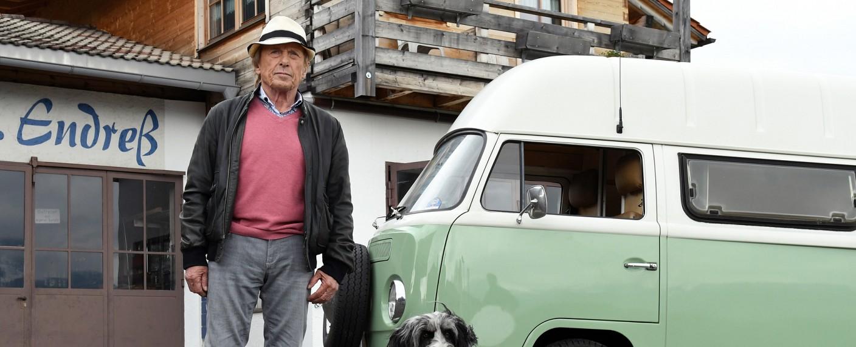 "Claus Theo Gärtner ist ""Matula"" – Bild: ZDF/Barbara Bauriedl"