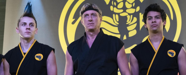 """""""Cobra Kai"""" geht ins dritte Jahr – Bild: YouTube"""