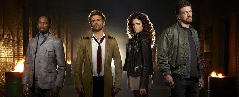 """""""Constantine"""" überlebte nur eine Staffel lang bei NBC – Bild: NBC"""