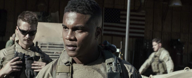 "Cory Hardrict (m.) in ""American Sniper"" – Bild: Warner Bros."