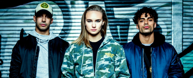 """Crews & Gangs"" startet bereits morgen bei Joyn Plus+ – Bild: obs/Joyn/Magdalena Possert"