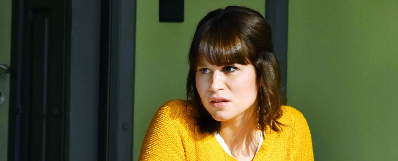 """Cristina do Rego in """"Lucie. Läuft doch!"""" – Bild: TVNOW/Hardy Spitz"""