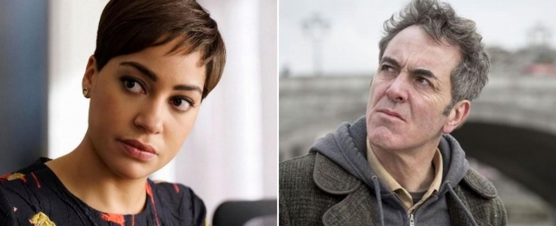 """Cush Jumbo (l.) und James Nesbitt (r.) spielen die Hauptrollen in """"Stay Close"""" – Bild: CBS All Access/BBC One"""