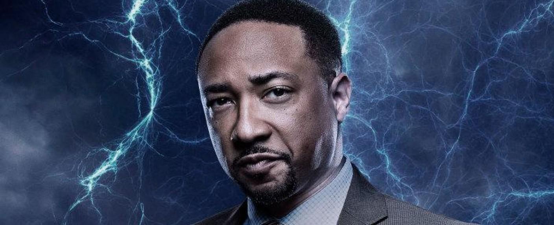 "Damon Gupton als Bill Henderson in ""Black Lightning"" – Bild: The CW"