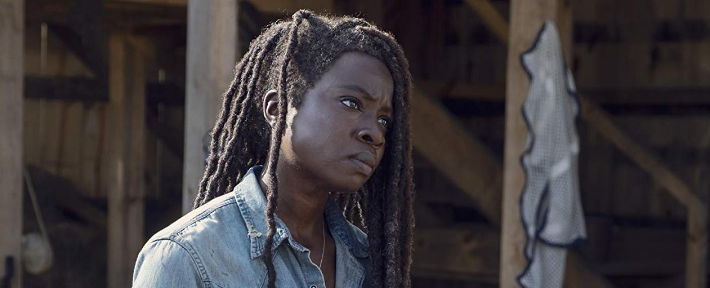 "Danai Gurira als Michonne in ""The Walking Dead"" – Bild: Gene Page/AMC"