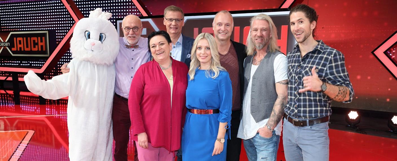 "Das ""5 gegen Jauch""-Oster-Special – Bild: MG RTL D / Frank Hempel"