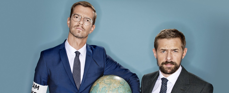 Joko und Klaas – Bild: ProSieben/Jens Hartmann