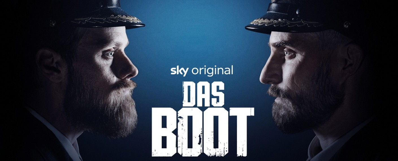"""""""Das Boot"""": Dritte Staffel der Sky-Erfolgsserie bestellt – Produktion in 8K und Dolby Atmos als erste Serie weltweit – Bild: Stephan Rabold/Bavaria Fiction GmbH/Sky Deutschland AG"""