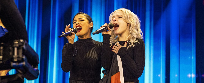 Das Duo S!sters – Bild: NDR/Rolf Klatt