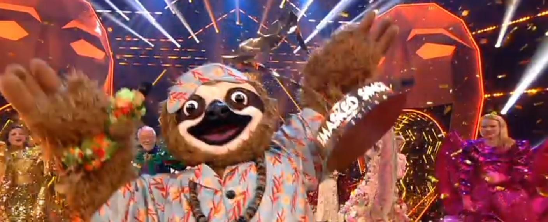 """Das Faultier gewinnt """"The Masked Singer""""! – Bild: ProSieben/Screenshot"""