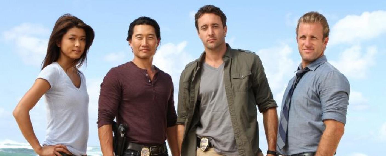 """Das """"Hawaii Five-0""""-Team in der ersten Staffel – Bild: © TM & © 2010 CBS Studios Inc. All Rights Reserved."""