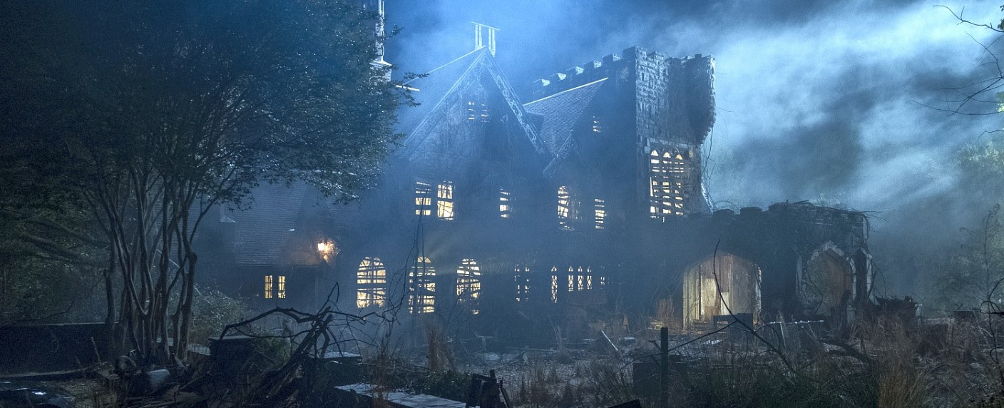 "Das Hill House in ""The Haunting of Hill House"" – Bild: Steve Dietl/Netflix"