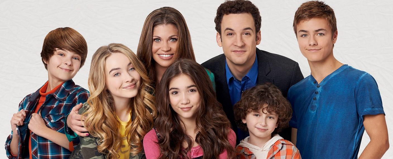 """""""Das Leben und Riley"""" – Bild: Disney Channel"""