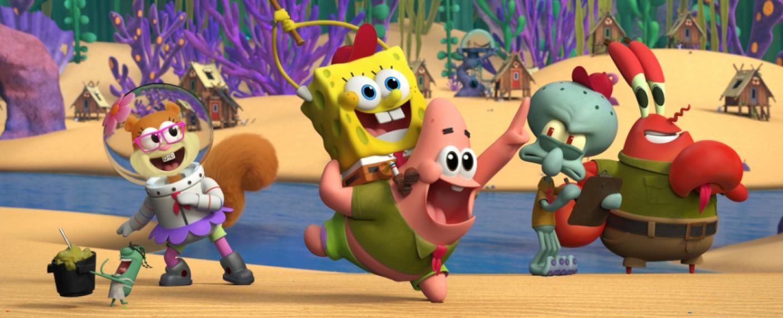 "Das neue ""SpongeBob""-Prequel ""Kamp Koral"" – Bild: Nickelodeon"
