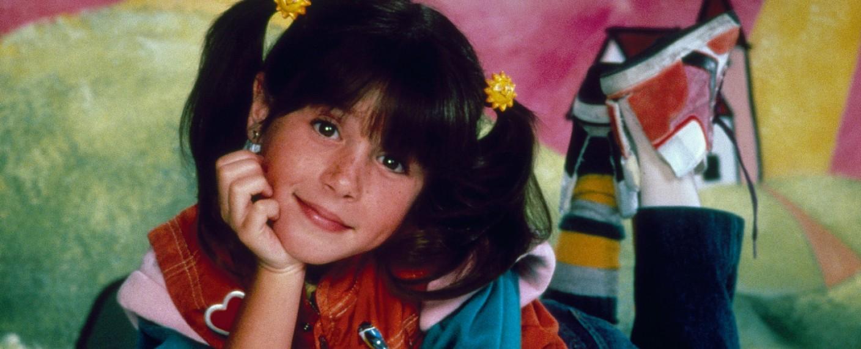 """Das Original: """"Punky Brewster"""" in den 1980ern – Bild: NBC"""