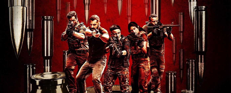 """Das Team von """"Strike Back"""" in der finalen Staffel – Bild: 2020 Warner Bros. Entertainment Inc. All rights reserved."""