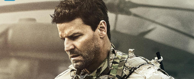 "David Boreanaz in ""SEAL Team"" – Bild: CBS"
