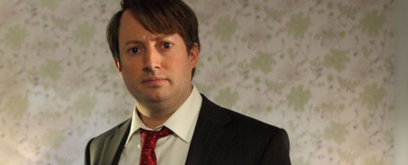David Mitchell – Bild: BBC Two
