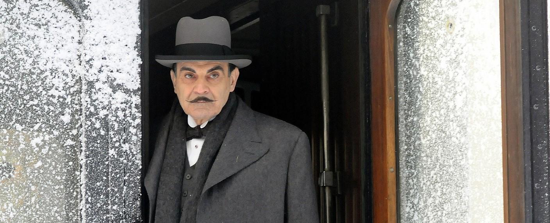 David Suchet ist Hercule Poirot – Bild: WDR/ITV plc (Granada International)