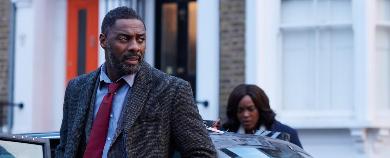 DCI John Luther (Idris Elba) ist wieder da – Bild: ZDF/Des Willie
