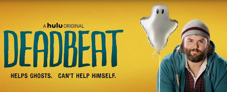 """Tyler Labine in """"Deadbeat"""" – Bild: Hulu"""