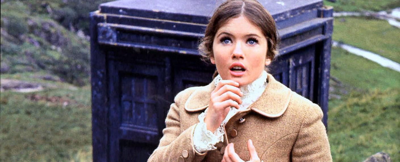Deborah Watling als Companion Victoria Waterfield – Bild: BBC