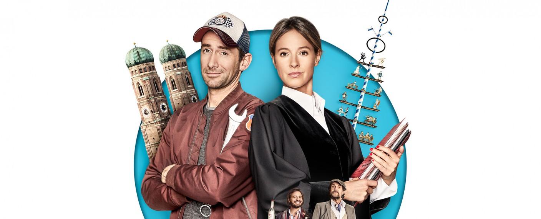 """""""Der Beischläfer"""" mit Markus Stoll und Lisa Bitter – Bild: 2020 Amazon.com Inc."""