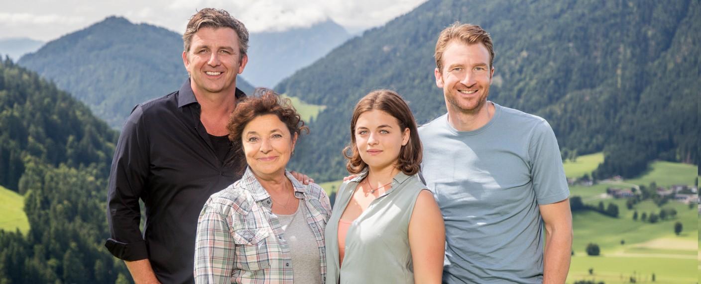 """""""Der Bergdoktor"""" – Bild: ZDF/Roland Defrancesco"""