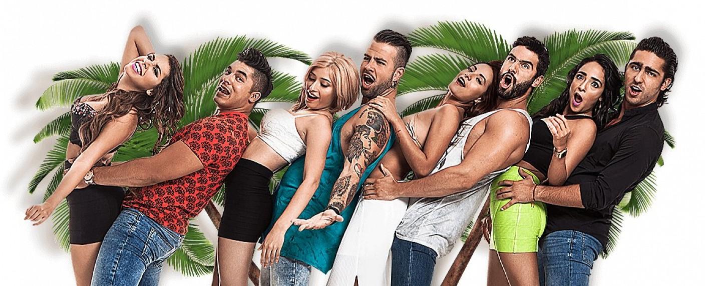 """Der Cast der ersten und einzigen Staffel von """"Acapulco Shore"""" – Bild: MTV Latin America"""