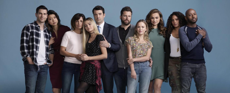 """Der Cast von """"A Million Little Things"""" – Bild: ABC/Matthias Clamer"""
