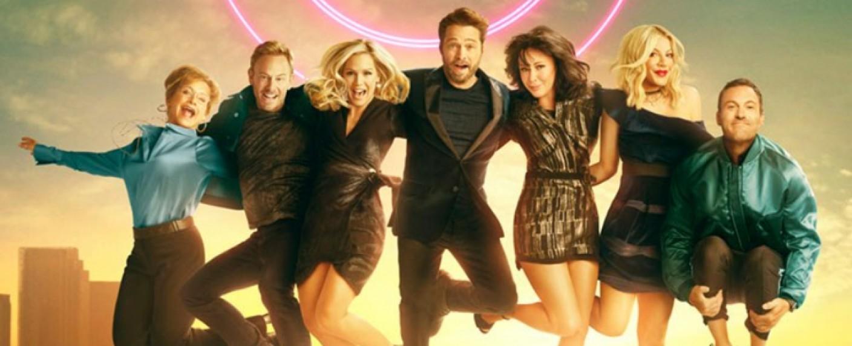"""Der Cast von """"BH90210"""" – Bild: FOX"""