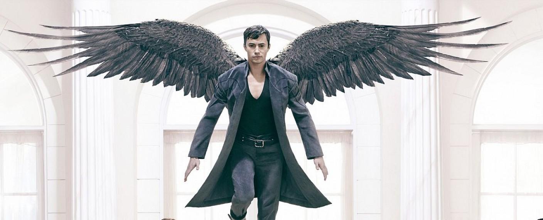 "Der Erzengel Michael (Tom Wisdom) in ""Dominion"" – Bild: 2014 Syfy Media"
