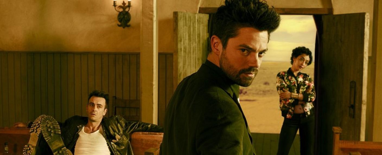 """Der Cast von """"Preacher"""" – Bild: Matthias Clamer/AMC"""