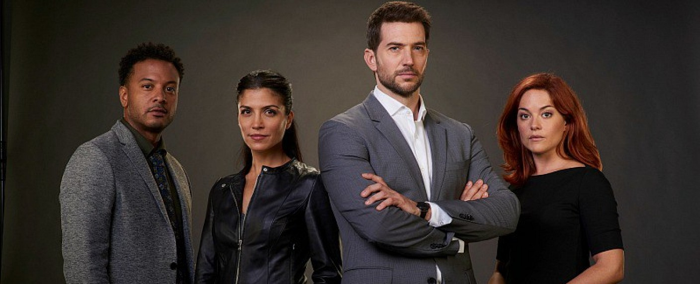"""Der Cast von """"Ransom"""" – Bild: CBS"""