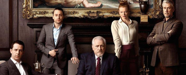 """Der Cast von """"Succession"""" – Bild: HBO"""