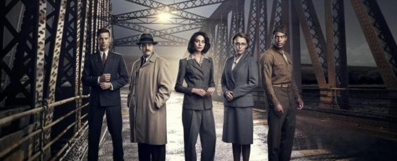 """Der Cast von """"Traitors"""" – Bild: Channel 4"""