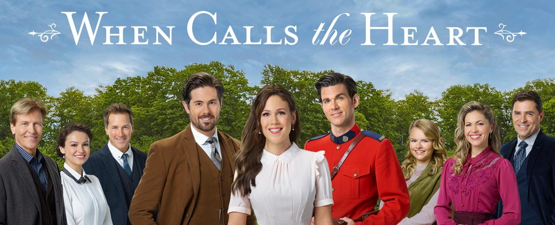 """Der Cast von """"When Calls the Heart"""" in der siebten Staffel – Bild: Hallmark Channel"""