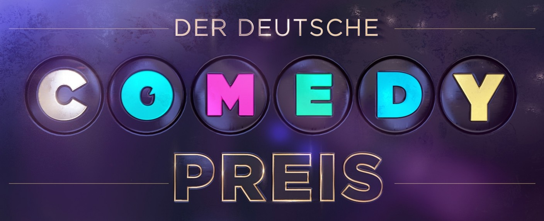 """Das aktuelle Logo von """"Der Deutsche Comedypreis"""" – Bild: TVNOW"""