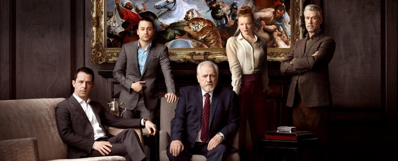 """Der Roy-Clan in """"Succession"""" – Bild: HBO"""
