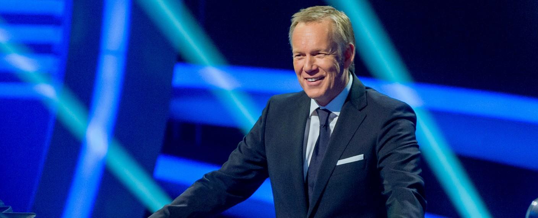 """Johannes B. Kerner feiert für das ZDF den Geburtstag von """"Dalli Dalli"""" – Bild: ZDF/Svea Pietschmann"""