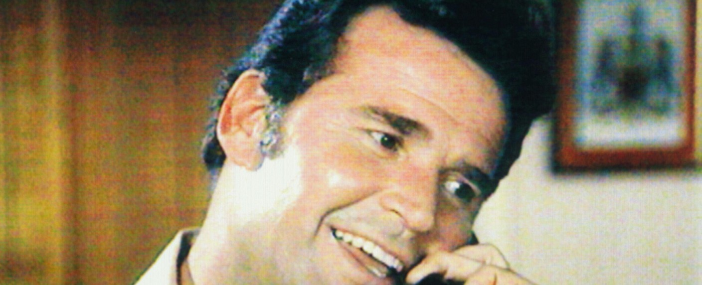 James Garner als Jim Rockford – Bild: RTL