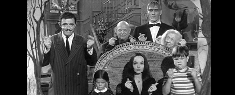 """""""Die Addams Family"""" erhält von Tim Burton ein Spin-Off – Bild: ABC"""