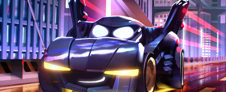 """Die """"Batwheels"""" kämpfen für HBO Max gegen das Verbrechen – Bild: Warner Bros. Animation"""
