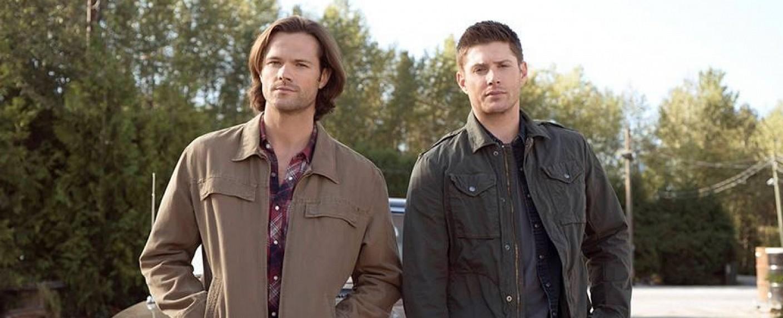 """Die beiden Protagonisten von """"Supernatural"""": Sam (Jared Padalecki, l.) und Dean (Jensen Ackles) – Bild: The CW"""