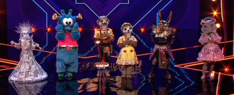 """Die Finalisten von """"The Masked Singer"""" – Bild: ProSieben/Screenshot"""