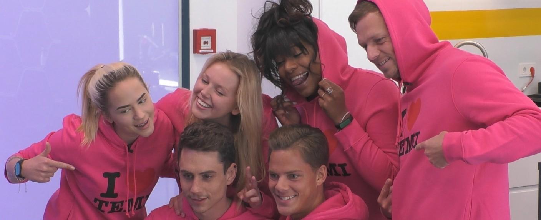 """Die Finalisten von """"Big Brother"""" 2020 – Bild: Sat.1"""