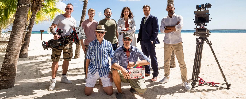 """""""Die Inselärztin"""": Dreharbeiten auf Mauritius – Bild: ARD Degeto/Tivoli Film/Diensen"""