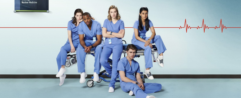 "Die ""Nurses"" – Bild: UNIVERSAL TV / 2019 Nurses Series Season 1 Inc."