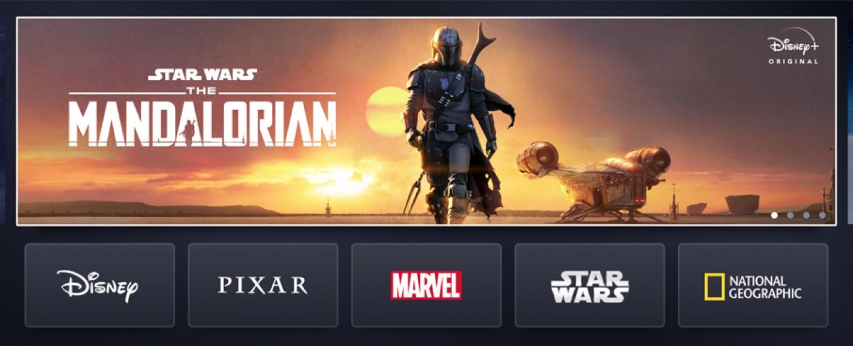 """Disney+ veröffentlicht """"The Mandalorian"""" wöchentlich – Neuer Streamingdienst informiert über Ausstrahlungsrhythmus seiner Originals – Bild: Disney+"""