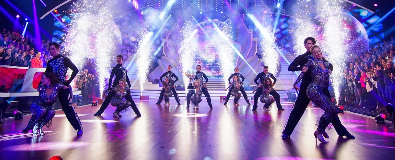 """Die Proftänzer von """"Let's Dance"""" – Bild: TVNOW/Stefan Gregorowius"""